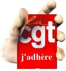 ADHESION CGT
